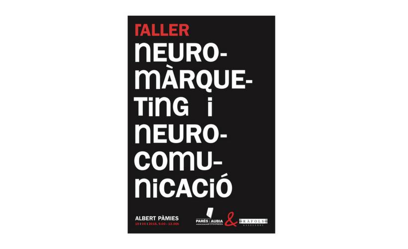Nou taller de Neuromàrqueting i Neurocomunicació