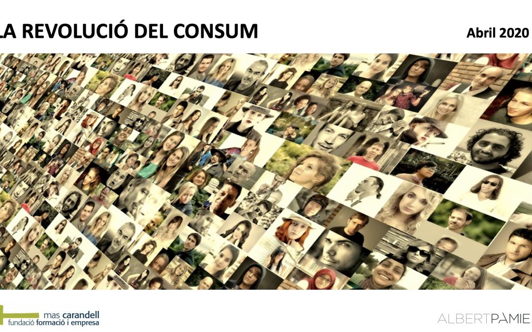 """Webinar """"La Revolució del consum"""""""